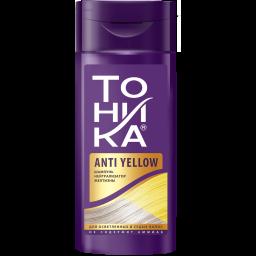 """Відтінковий шампунь Тоніка """"Нейтралізатор жовтизни"""""""