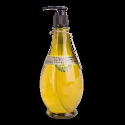 Ніжне інтимне фіто-мило з оливковою олією та липовим цвітом 400 мл