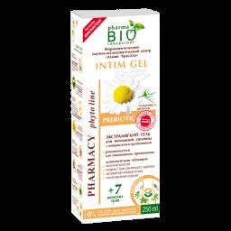 Гель для інтимної гігієни Pharma Bio rebiotic, 250мл