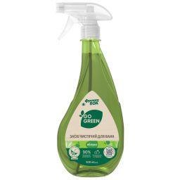 """GO GREEN Засіб для миття ванної кімнати """"Яблуко"""" 0,5 л від Фрекен БОК"""
