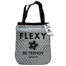 Cумка-шоппер Fashion Be TRENDY графит
