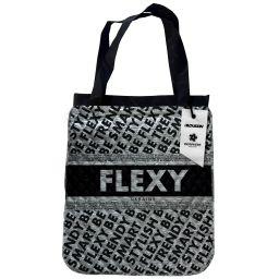 Cумка-шоппер Fashion BE FLEXY графит