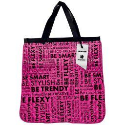 Сумка-шоппер Fashion BE FLEXY розовая