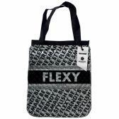Cумка-шопер Fashion BE FLEXY графіт