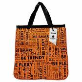 Сумка-шопер Fashion BE FLEXY помаранчева