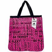 Сумка-шопер Fashion BE FLEXY рожева