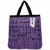 Сумка-шопер Fashion BE FLEXY фіолетова