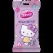 Влажные салфетки Smile Hello Kitty с витаминами 15 шт.