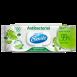 SMILE Серветка волога Antibacterial з лаймом, 100 шт., з клапаном (9 шт/ящ) стікер