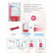 Средство Laboory для поверхностей ванной комнаты и санузла в капсулах, 20шт