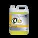 Универсальное средство Cif Professional для чистки водостойких поверхностей Лимон, 5л