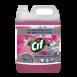 Универсальное средство Cif Professional на основе активного кислорода для водостойких поверхностей Орхидея, 5л