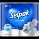 Туалетная бумага SELPAK белая 32 шт.