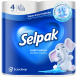 Полотенце кухонное SELPAK 4шт.