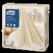 Салфетки для декора Tork LinStyle Premium кремовые, 50 листов
