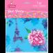 Скатерть полиэтиленовая с рисунком Париж EVENTA 138*183см