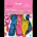 Воздушные шары разноцветные перламутровые EVENTA 30 см, 8 шт.