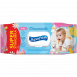 Влажные салфетки Superfresh для детей и мам с экстрактом ромашки 120 шт.