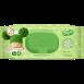 Детские влажные салфетки Smile baby с экстрактом ромашки и алое 72 шт.