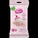 Вологі серветки Smile baby для новонароджених з харчовими інгредієнтами 15 шт.