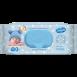 Детские влажные салфетки Smile baby с экстрактом ромашки и алое 100 шт.