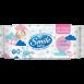 Дитячі вологі серветки Smile baby з рисовим молочком 60 шт.