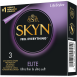 Безлатексні презервативи ELITE, SKYN 3 шт.