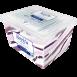 Novita Delicate Палички ватні Deco-box, 300 шт (32шт/ящ)