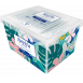 Novita Delicate Палички ватні Deco-box, 300 шт